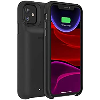 Black Made for Apple iPhone P11 Pro Ultra-Slim Wireless Charging Battery Case mophie Juice Pack Access