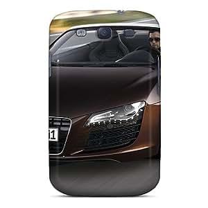(OhlFCYR940JMKez)durable Protection Case Cover For Galaxy S3(audi R8 Spyder 42 Fsi Quattro 2011)