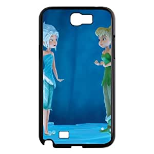 Tinker Bell Secret of the Wings Samsung Galaxy N2 7100 Cell Phone Case Black crwh