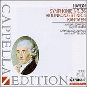 Symphony 36 / Violin Concerto 4