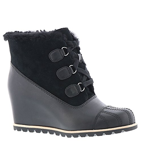 Ugg Fur Boots (UGG UGG174; alasdair Women's Boot 8.5 B(M) US Black)
