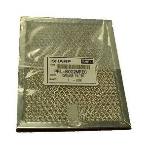 SHARP OEM PFIL-B002MRE0 GREASE FILTER