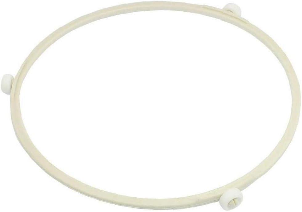 Micro-Ondas Placa Giratoria Bandeja Soporte Anillo Giratorio Reemplazo del Conjunto De Anillo De Microondas 6.9