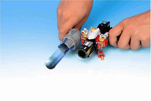 Crash B-Daman grenade shot 004