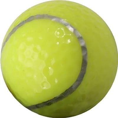 Chromax Tennis Odd Balls, Pack of 3