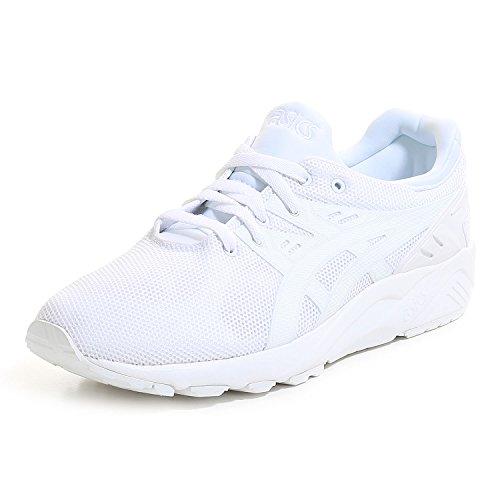 Asics Unisex Adults' Gel-Kayano Trainer Evo Zapatillas de correr Adultos Unisex White (White/White)
