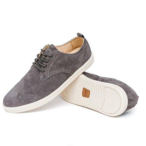 websites online Clae Ellington Suede Shoes - Dark Charcoal Grey outlet enjoy Q8xOznEH