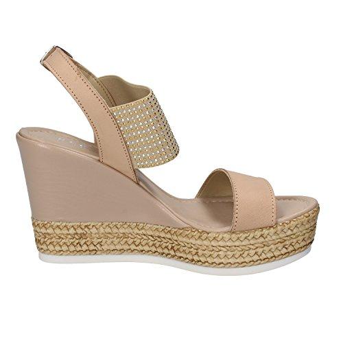 PHIL GATIER by REPO Mujer zapatos con correa Beige