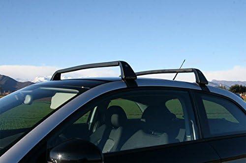 Stahl DachtrÄger Prealpina Lp51 Mit Spezifischem Befestigungssatz Auto
