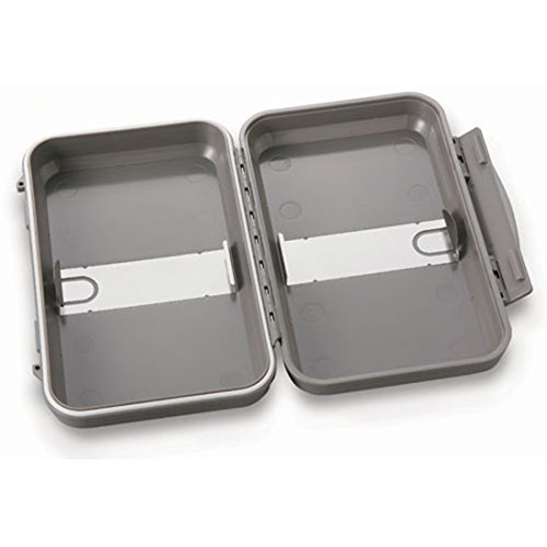 C&F Design FFS-M1/LG Medium Waterproof System Fly Box Light Gray -