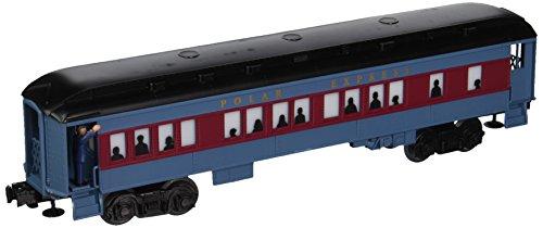 Announcement Train (Lionel The Polar Express Coach with Announcement)