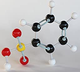 Duluth Labs Organic Chemistry Molecular Model Student Set - (104 Atoms and 192 Bond Parts) - MM-006