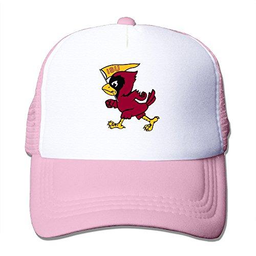 ACMIRAN Iowa State University Personalize Hat One Size Pink