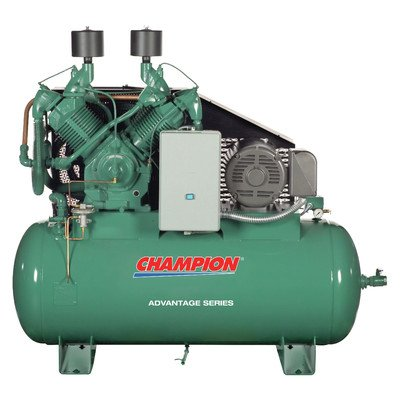 3-PH 2 Stage Comp-Ds Factory Advantage Service Air Compresso