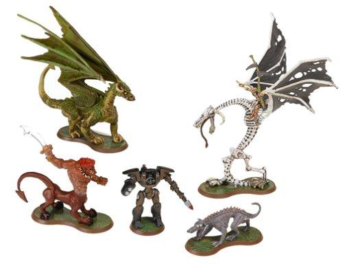 Hasbro Heroscape Large Expansion Set Orm's Return