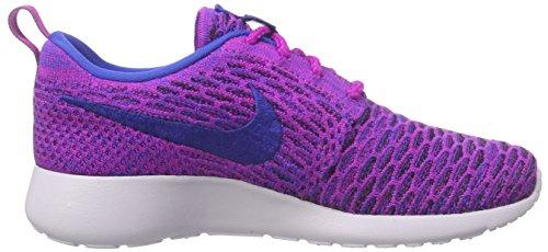 Fuchsia Viola Donna Gm vnc Scarpe Nike blk Flash Violett Corsa Royal Flyknit 501 Roshe da vUwwY8q