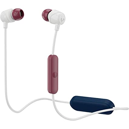 a02d807bfac Skullcandy Jib Bluetooth Wireless in-Ear Earbuds with Microphone for  Hands-Free Calls,
