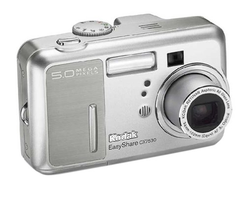Kodak Easyshare CX7530 5 MP Digital Camera with 3xOptical Zoom (OLD MODEL)