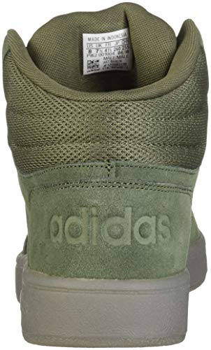 Uomo Green Base trace Mid Green Adidas 0 Hoops base Cargo 2 Mid x0vnXxUqB