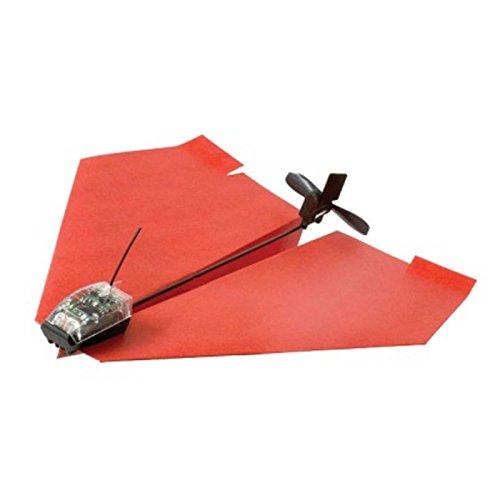 Flugzeug aus Papier Motorisiertes pilotez mit Smartphone