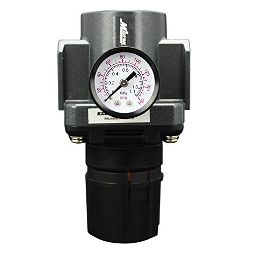 Regulators High Pressure Air (EXELAIR by Milton FRL (High Flow) Air Regulator - 1
