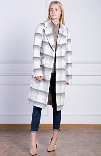 Vero-Viva-Womens-Plaid-Wool-Over-Coat-Warm-Winter-Single-Breasted-Wool-Coat