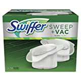 Swiffer Sweep & Vac Vacuum Replacement Filter 2-count (Pack of 8)
