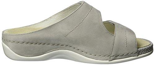 Berkemann Daria Ladies Mules Gray (grigio)