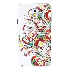 GX Teléfono Móvil Samsung - Cobertor Posterior - Gráfico/Diseño Especial - para Samsung Galaxy Note 3 ( Multi-color , Plástico )