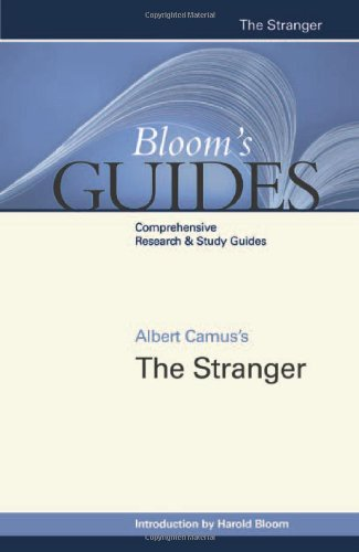 Albert Camus's the Stranger (Bloom's Guides (Hardcover))