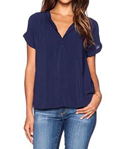 LILBETTER Chiffon Blouse Sleeve Shirts product image