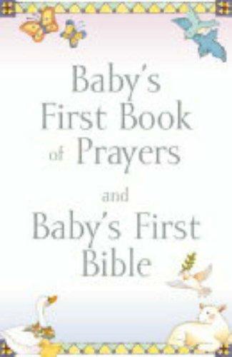 Baby's First Book of Prayers/Bible Gift Set pdf epub
