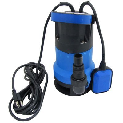Hot Tub Submersible Drain Pump Portable Water Pump Koi Pond Drain Pump (Up To 1,800 Gallons Per Minute)