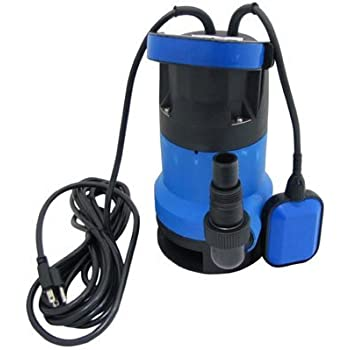 Hot Tub Submersible Drain Pump Portable Water Pump Koi Pond Drain Pump Up To 1