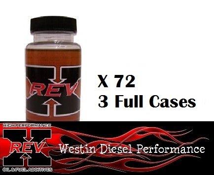 REV-X 4oz OIL ADDITIVE 3 FULL CASES Qty: 72 Bottles