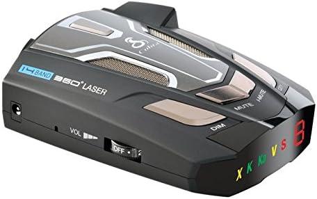 Amazon.com: Cobra Electronics SPX 5400 Ultra-High Performance Radar/Laser Detector: Cell Phones & Accessories