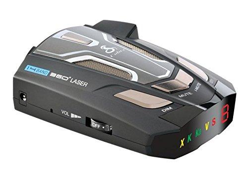 Cobra Electronics SPX 5400 Performance