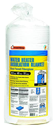 Frost King SP57/11C All All Season Water Heater Insulation Blanket, 3