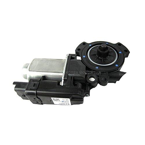 OEM GENUINE POWER WINDOW MOTOR FRONT LEFT for 06-10 HYUNDAI SONATA 82450-3K011 ()
