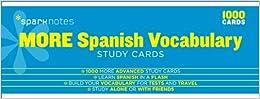 Descargar Epub Gratis More Spanish Vocabulary Sparknotes Study Cards