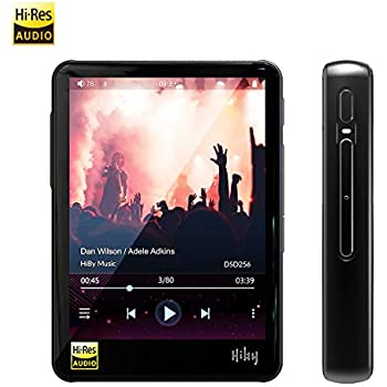 Amazon com: HIDIZS AP80 High Resolution Lossless MP3 Music Player