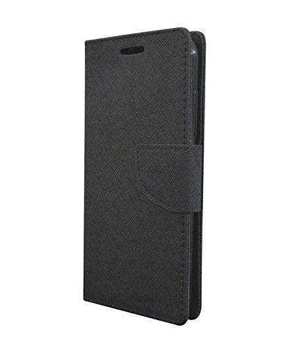 COVERNEW Mercury  Flip cover for Xiaomi Mi 4i::Mi4i   Black