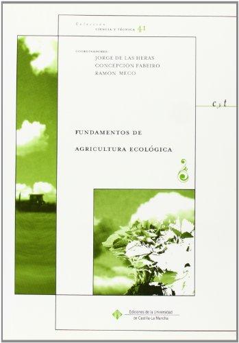 Descargar Libro Fundamentos De Agricultura Ecológica De Jorge Jorge De Las Heras Ibañez