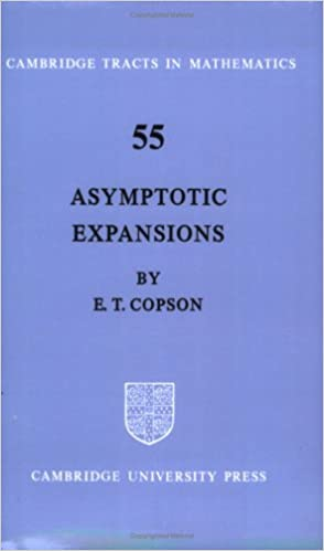 Asymptotic Expansions (Cambridge Tracts in Mathematics)
