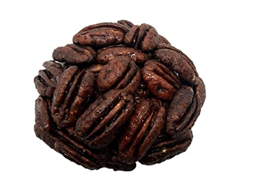 NUTS U.S. - Honey Glazed Pecans, Roasted, Candied, Natural!!! (2 (Honey Glazed Pecans)