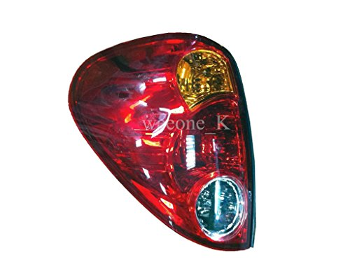 1 Left Side Rear Tail Light Taillight Lamp For Mitsubishi L200 Triton Animal Pickup 2006 2007 2008 2009 2010 2011 2012 2013 2014