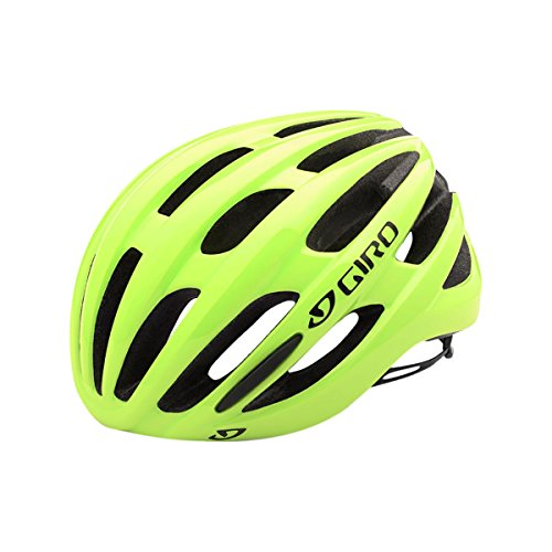 Giro Foray MIPS Road Cycling Helmet Highlight Yellow Small (51-55 cm)