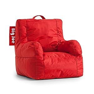 Big Joe Lil Duo Smart Max Bean Bag, Flaming Red