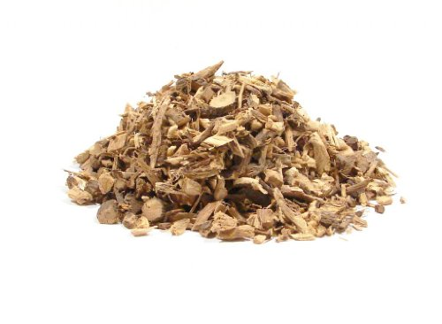 Chopped Licorice Root Dried - 1 Pound - 1/4 Size Bulk Ideal Licorice Cut for Licorice Tea and Herbal Blends ()