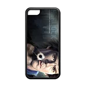 Sherlock Holmes Fashion Black Phone Case for iphone 5c iphone 5c